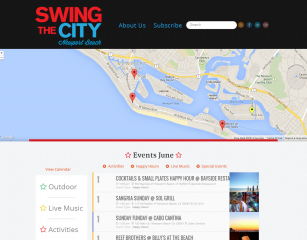 Swing The City