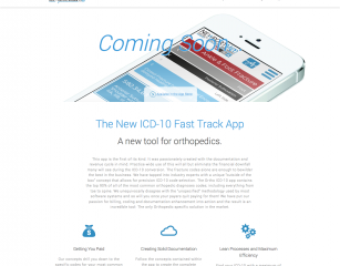 ICD10 Fast Track