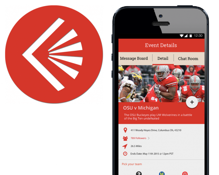 Chant – Sports Chat App