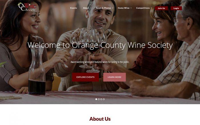 Orange County Wine Society